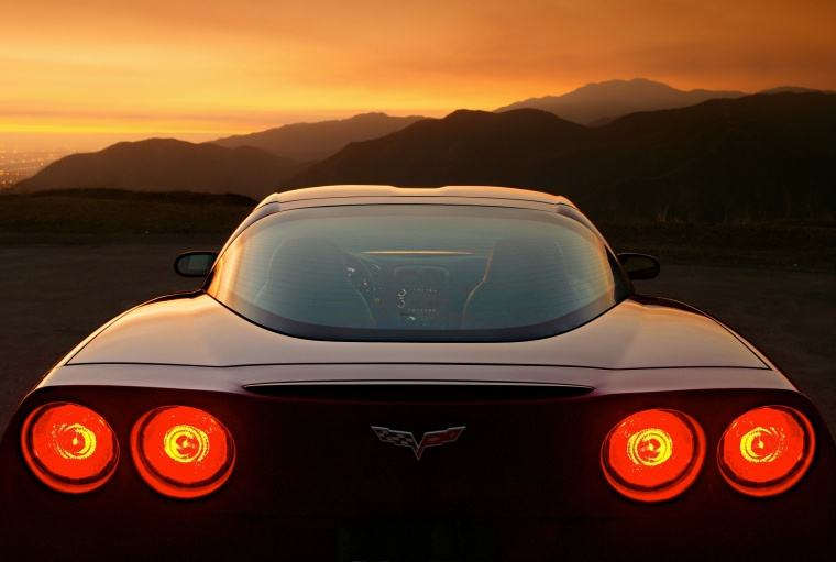 2010 Chevrolet Corvette Coupe Picture