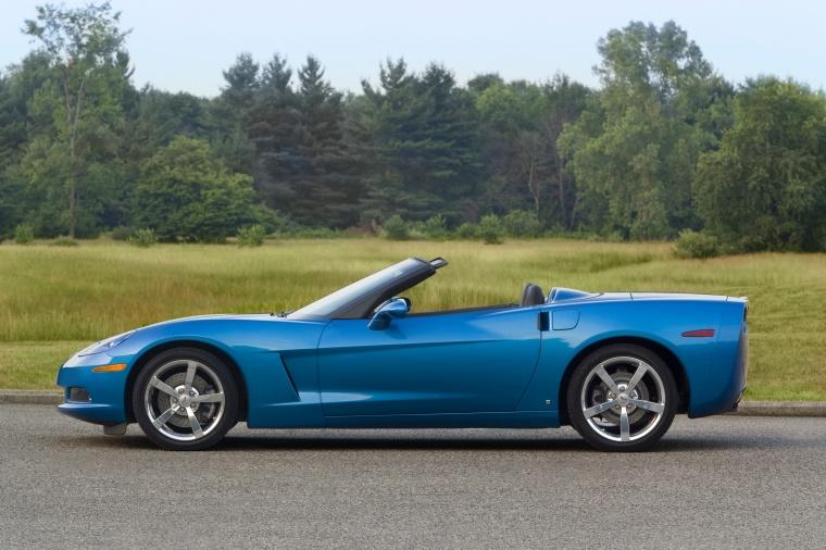 2010 Chevrolet Corvette Convertible Picture