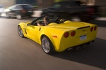 Picture of 2010 Chevrolet Corvette Grand Sport Convertible in Velocity Yellow Tintcoat