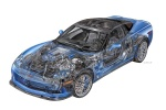 Picture of 2010 Chevrolet Corvette ZR1 Technology