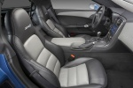 Picture of 2010 Chevrolet Corvette ZR1 Front Seats