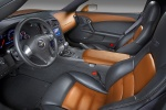 Picture of 2010 Chevrolet Corvette Z06 Front Seats