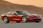 Picture of 2010 Chevrolet Corvette Coupe in Crystal Red Metallic Tintcoat