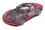 Picture of 2010 Chevrolet Corvette Coupe Technology