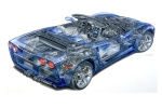Picture of 2010 Chevrolet Corvette Convertible Technology