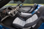 Picture of 2010 Chevrolet Corvette Convertible Front Seats