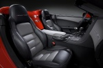 Picture of 2010 Chevrolet Corvette Grand Sport Convertible Interior