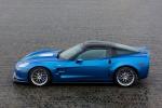 Picture of 2011 Chevrolet Corvette ZR1 in Jetstream Blue Metallic Tintcoat