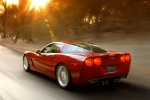 Picture of 2011 Chevrolet Corvette Coupe in Crystal Red Metallic Tintcoat