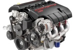 Picture of 2011 Chevrolet Corvette Coupe 6.2-liter V8 LS3 Engine
