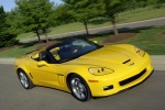 Picture of 2012 Chevrolet Corvette Grand Sport Convertible in Velocity Yellow Tintcoat
