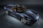 Picture of 2014 Chevrolet Corvette Stingray Convertible in Night Race Blue Metallic