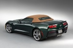Picture of 2014 Chevrolet Corvette Stingray Convertible in Lime Rock Green Metallic