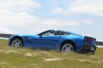 Picture of 2015 Chevrolet Corvette Stingray Coupe in Laguna Blue Tintcoat