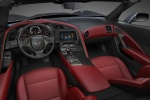 Picture of 2015 Chevrolet Corvette Stingray Coupe Cockpit in Adrenaline Red