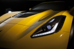 Picture of 2015 Chevrolet Corvette Z06 Coupe Headlight