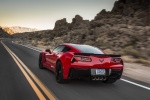 Picture of 2015 Chevrolet Corvette Z06 Coupe in Torch Red