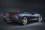 Picture of 2015 Chevrolet Corvette Stingray Convertible in Night Race Blue Metallic