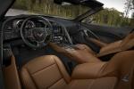 Picture of 2015 Chevrolet Corvette Stingray Convertible Interior