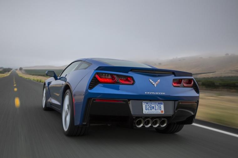 2016 Chevrolet Corvette Stingray Coupe Picture