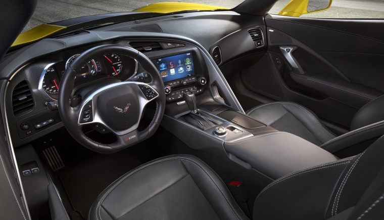 2016 Chevrolet Corvette Z06 Coupe Interior Picture