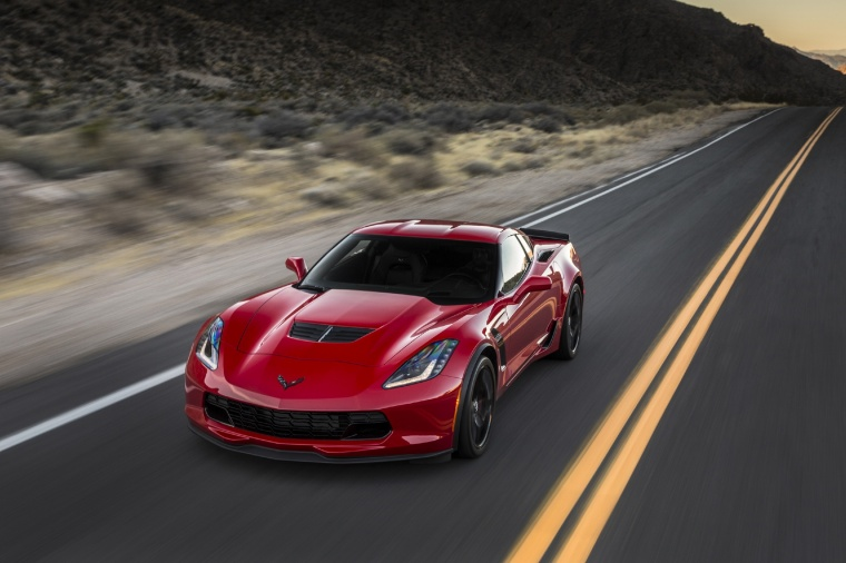 2016 Chevrolet Corvette Z06 Coupe Picture