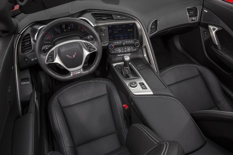 2016 Chevrolet Corvette Z06 Coupe Interior Picture