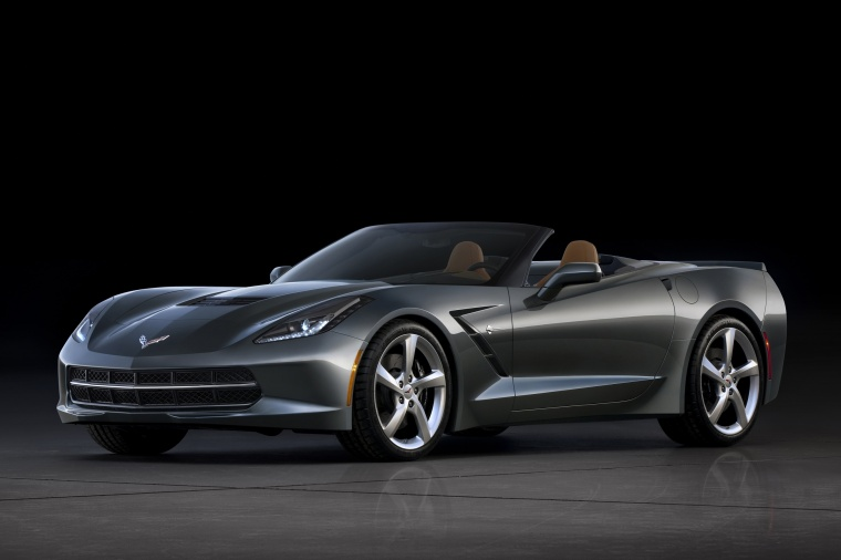 2016 Chevrolet Corvette Stingray Convertible Picture