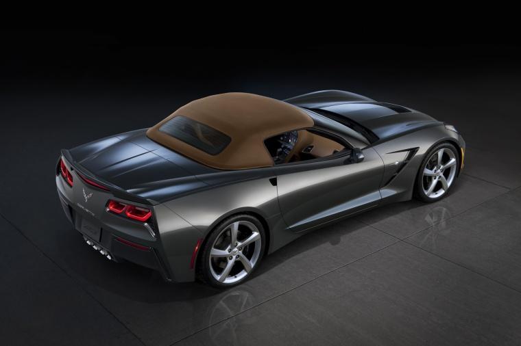 2016 Chevrolet Corvette Stingray Convertible Picture