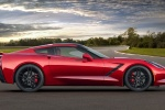 Picture of 2016 Chevrolet Corvette Stingray Coupe in Torch Red