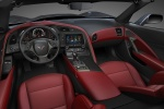 Picture of 2016 Chevrolet Corvette Stingray Coupe Cockpit in Adrenaline Red