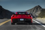 2016 Chevrolet Corvette Z06 Coupe in Torch Red - Driving Orientation View