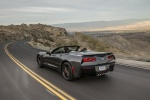 Picture of 2016 Chevrolet Corvette Stingray Convertible in Shark Gray Metallic