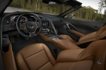 Picture of 2016 Chevrolet Corvette Stingray Convertible Interior