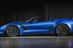 Picture of 2016 Chevrolet Corvette Z06 Convertible in Laguna Blue Metallic Tintcoat