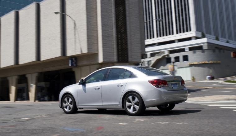 2011 Chevrolet Cruze LT Picture