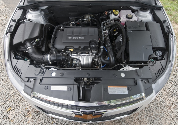 2011 Chevrolet Cruze LT 1.4-liter 4-cylinder Turbo Engine Picture