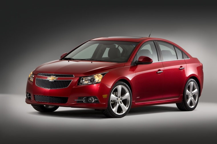 2011 Chevrolet Cruze RS Picture