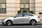 Picture of 2011 Chevrolet Cruze LT in Silver Ice Metallic
