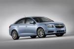Picture of 2011 Chevrolet Cruze Eco in Ice Blue Metallic