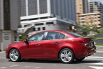 Picture of 2011 Chevrolet Cruze LTZ in Crystal Red Metallic Tintcoat
