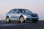 Picture of 2011 Chevrolet Cruze LTZ in Ice Blue Metallic