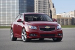 Picture of 2011 Chevrolet Cruze RS in Crystal Red Metallic Tintcoat