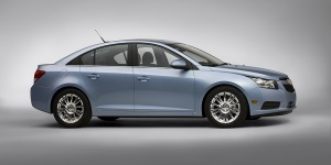 2012 Chevrolet Cruze Reviews / Specs / Pictures / Prices