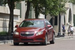 Picture of 2013 Chevrolet Cruze LTZ in Crystal Red Tintcoat
