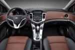 Picture of 2013 Chevrolet Cruze LTZ Cockpit