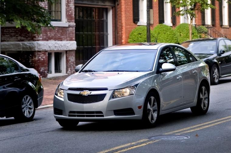 2014 Chevrolet Cruze LT Picture