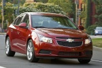 Picture of 2014 Chevrolet Cruze LTZ in Crystal Red Tintcoat