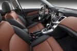 Picture of 2014 Chevrolet Cruze LTZ Front Seats