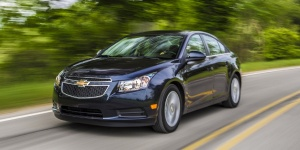 2014 Chevrolet Cruze Reviews / Specs / Pictures / Prices